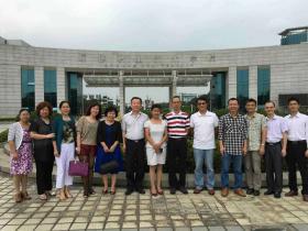 会计系参加顺德职业技术学院交流学习活动